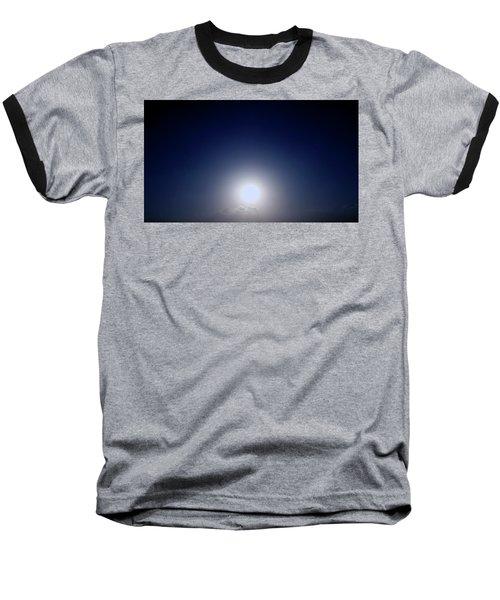 Magical Sunset In Africa Baseball T-Shirt