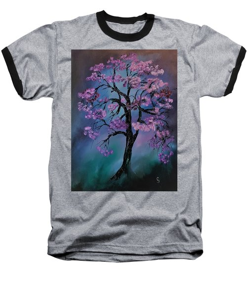 Magical Tree                  66 Baseball T-Shirt
