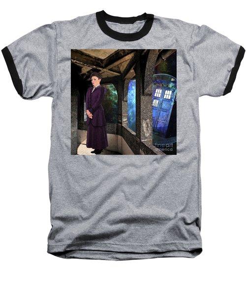 Magicians Apprentice Baseball T-Shirt