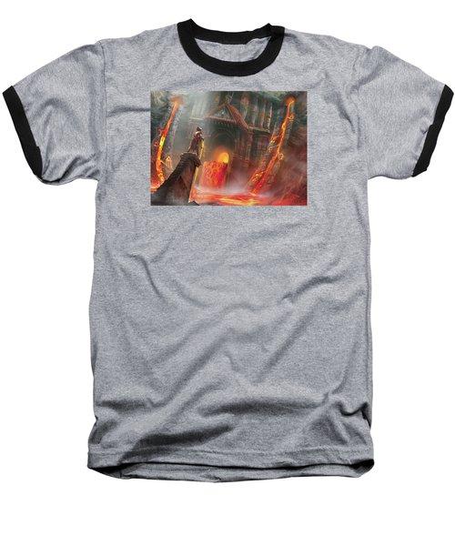 Magmatic Insight Baseball T-Shirt