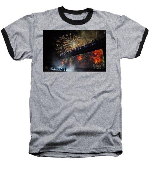 Magnaball Finale Baseball T-Shirt