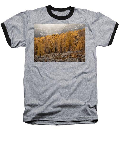 Magnificent Fall Baseball T-Shirt