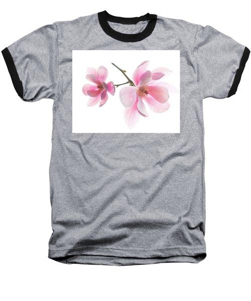Magnolia Is The Harbinger Of Spring. Baseball T-Shirt