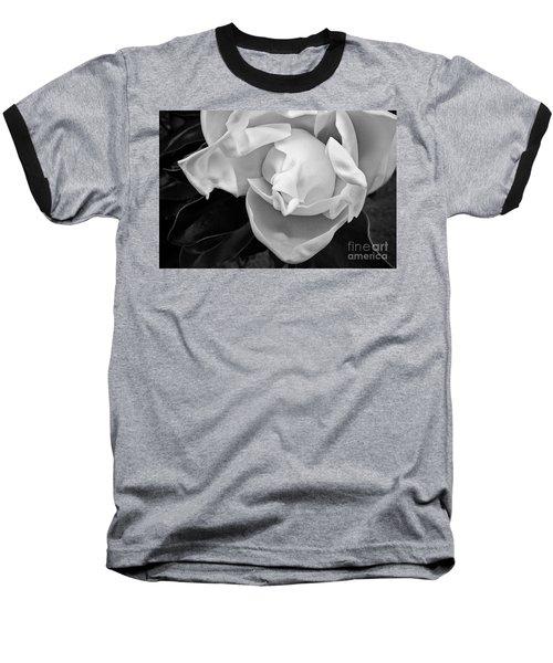 Magnolia Bloom Baseball T-Shirt