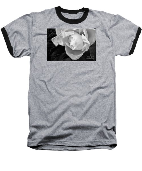 Magnolia Bloom Baseball T-Shirt