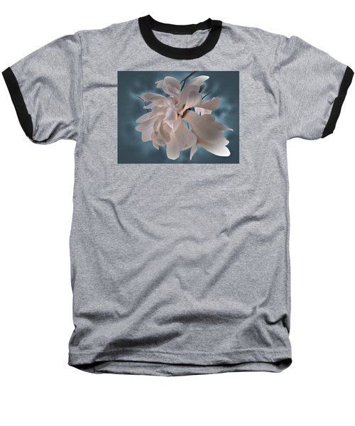 Baseball T-Shirt featuring the photograph Magnolia Blossoms by Judy Johnson