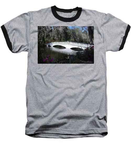 Magnolia Plantation Bridge Baseball T-Shirt