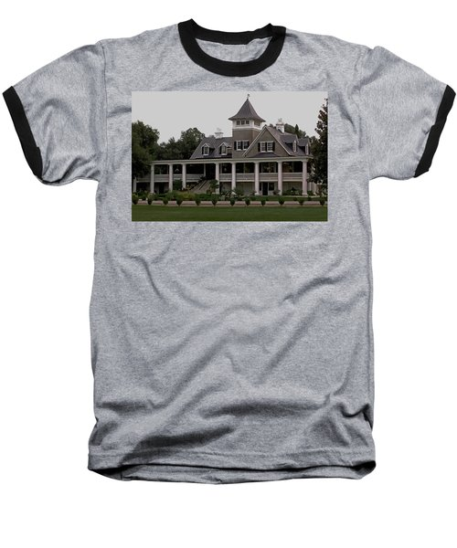 Magnolia Plantation Home Baseball T-Shirt