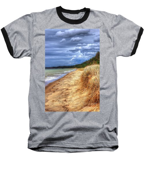 Magoon Creek North Baseball T-Shirt by Randy Pollard