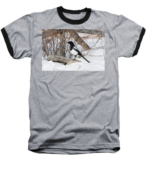 Magpie - 6892 Baseball T-Shirt