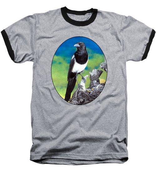 Magpie Baseball T-Shirt