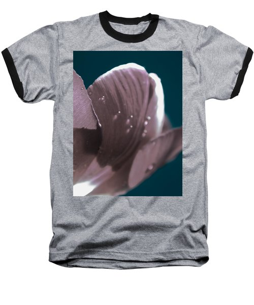 Mahalo Baseball T-Shirt by Bobby Villapando