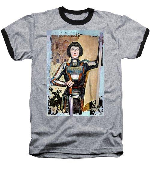 Maid Of Orleans Baseball T-Shirt
