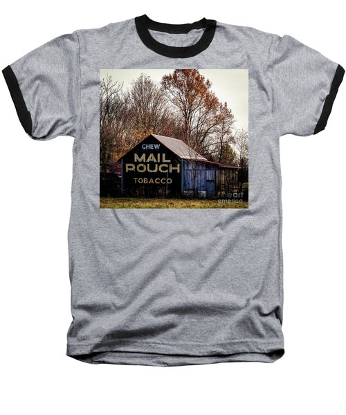 Mail Pouch Barn Baseball T-Shirt