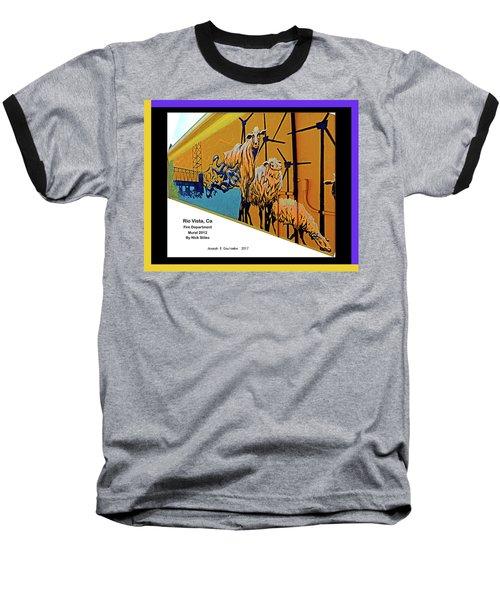 Main Street -  Nick Stiles Baseball T-Shirt