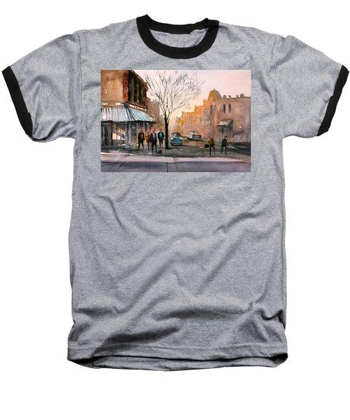 Main Street - Steven's Point Baseball T-Shirt