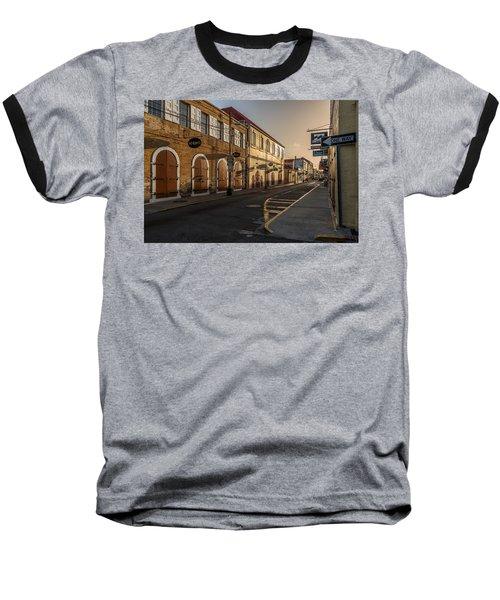 Main Street Sunday Baseball T-Shirt