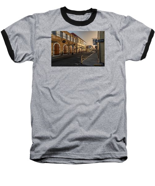 Main Street Sunday Baseball T-Shirt