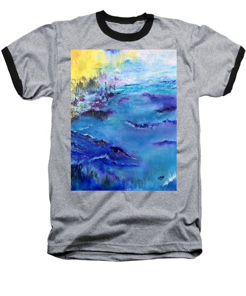 Maine Coast, First Impression Baseball T-Shirt