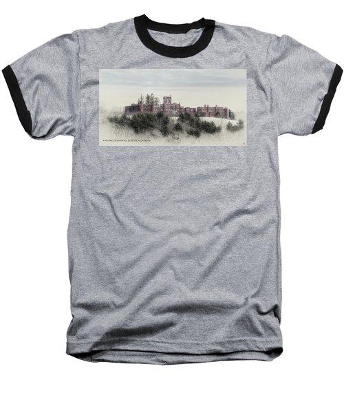 Maine Criminal Justice Academy Baseball T-Shirt