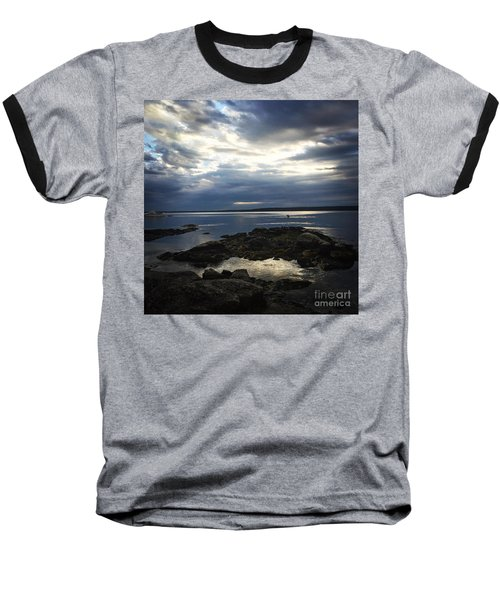 Maine Drama Baseball T-Shirt