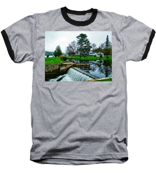 Maine House  Baseball T-Shirt