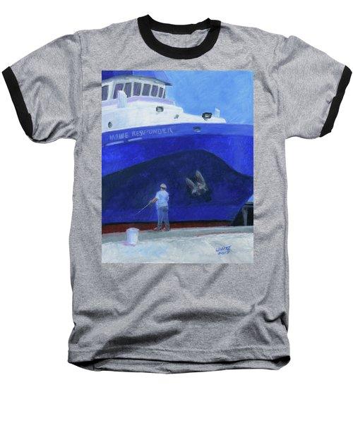 Maine Responder Baseball T-Shirt