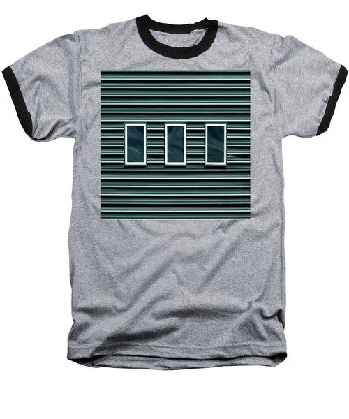 Maine Windows 2 Baseball T-Shirt