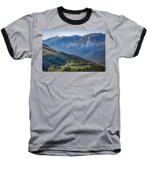 Baseball T-Shirt featuring the photograph Majestic America by James Woody