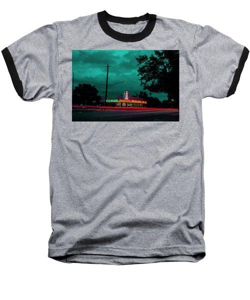Majestic Cafe Baseball T-Shirt