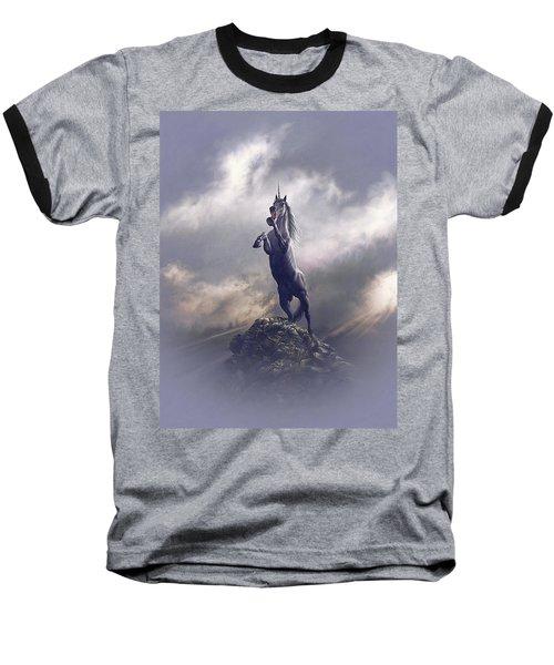 Majestic Dignity  Baseball T-Shirt