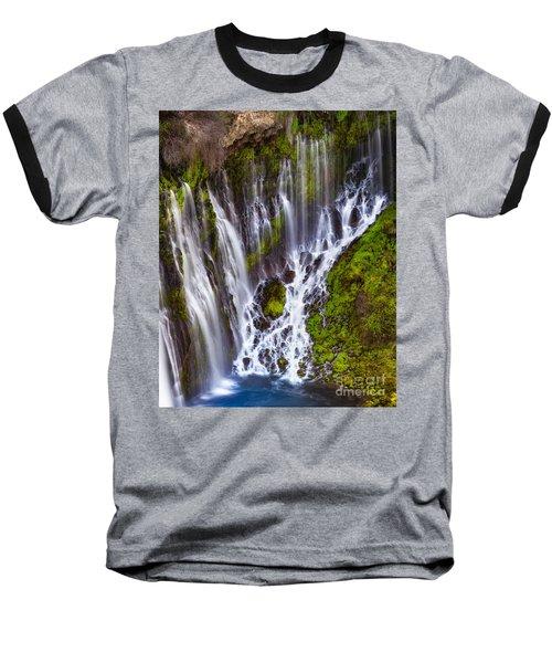 Majestic Falls Baseball T-Shirt