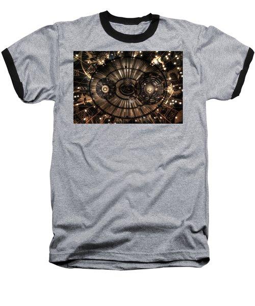 Majestic Heavens Baseball T-Shirt