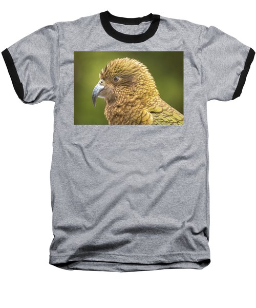 Kea Portrait Baseball T-Shirt