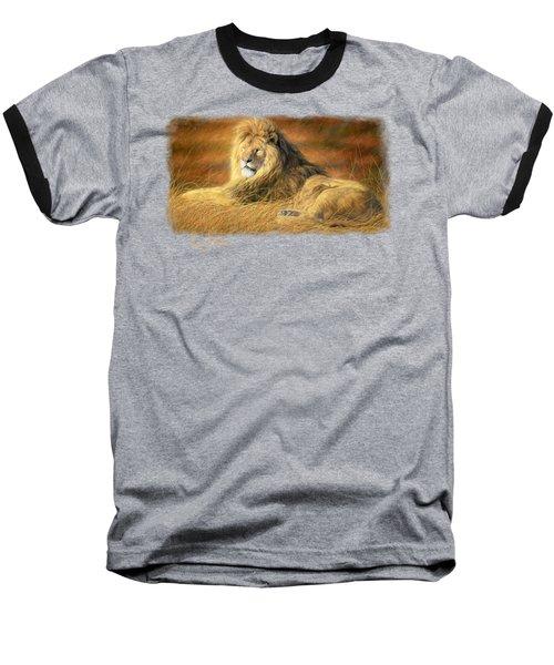 Majestic Baseball T-Shirt by Lucie Bilodeau