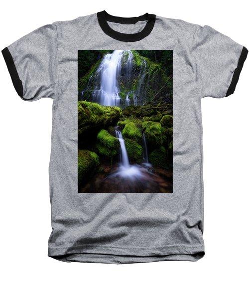 Majestic Proxy Baseball T-Shirt by Bjorn Burton
