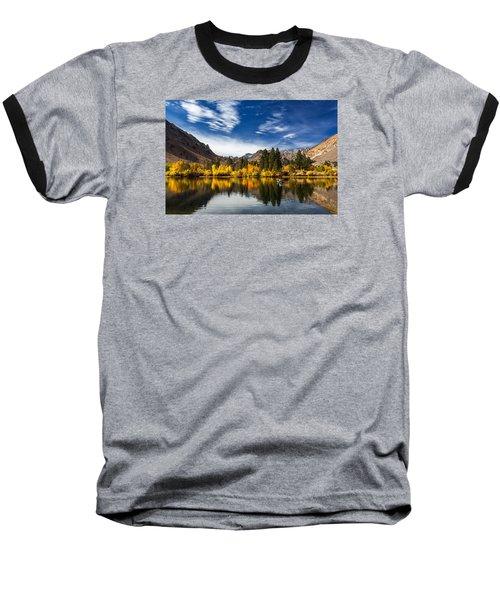 Majestic Baseball T-Shirt by Tassanee Angiolillo