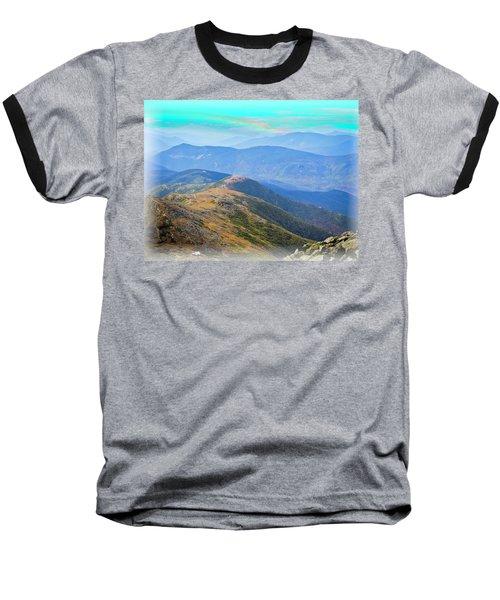 Majestic White Mountains Baseball T-Shirt
