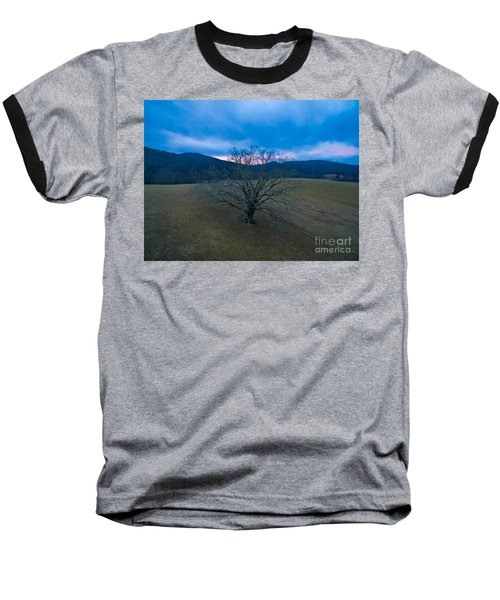 Majestical Tree Baseball T-Shirt