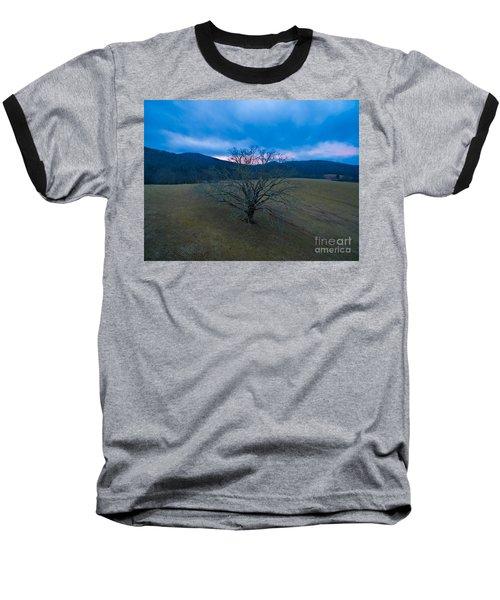 Majestical Tree Baseball T-Shirt