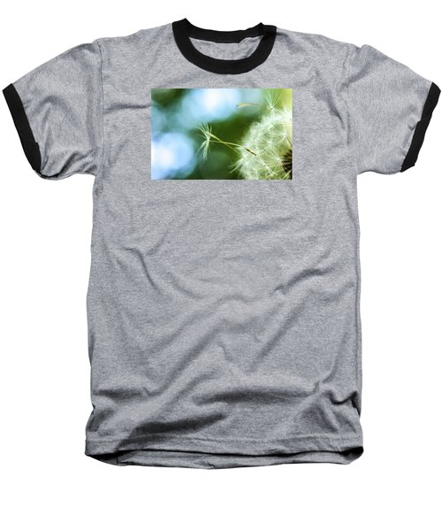 Baseball T-Shirt featuring the photograph Make A Wish by Jean Haynes
