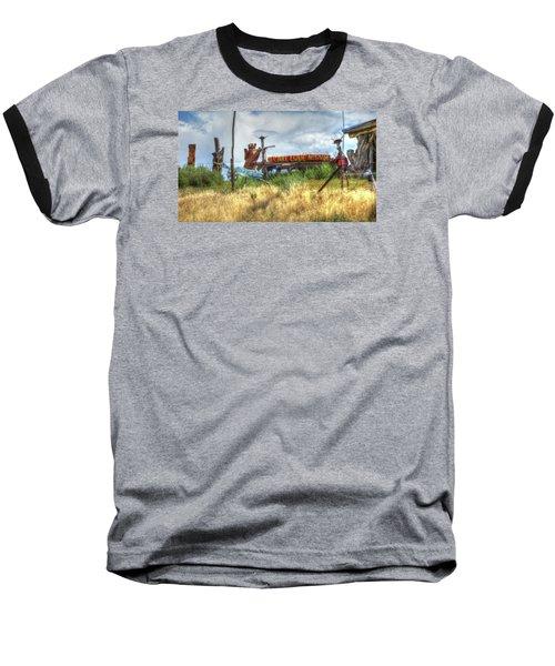 Make Love Not War I Baseball T-Shirt