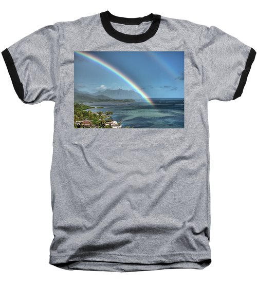 Make Mine A Double Baseball T-Shirt