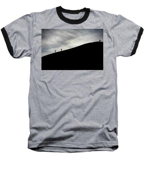 Make The Climb Baseball T-Shirt