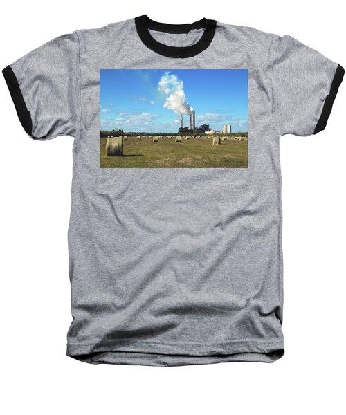 Making Hay Baseball T-Shirt