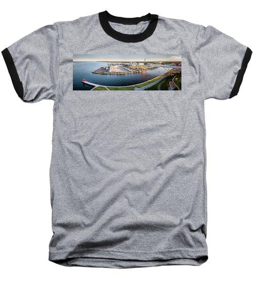 Baseball T-Shirt featuring the photograph Making Milorganite by Randy Scherkenbach