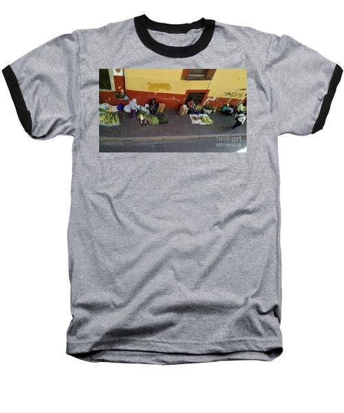 Making Souvenirs On Palm Sunday Baseball T-Shirt