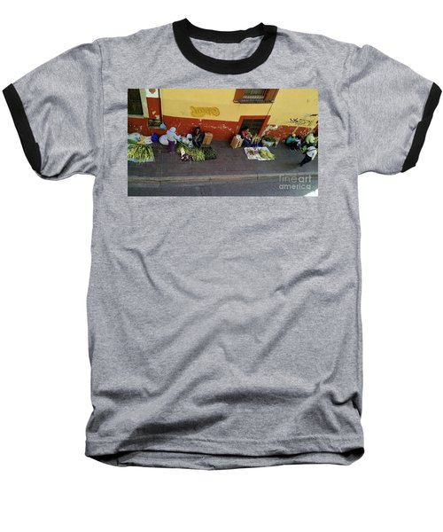 Making Souvenirs On Palm Sunday Baseball T-Shirt