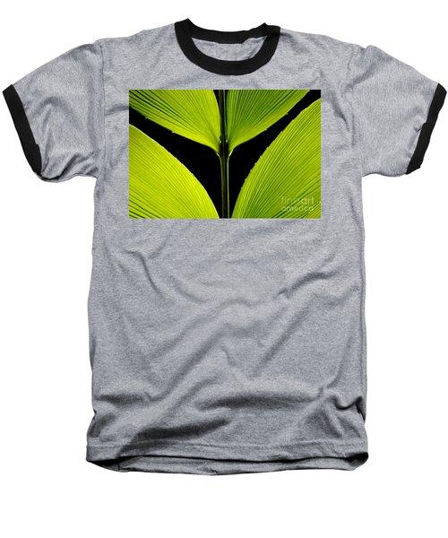 Malachite Flute Baseball T-Shirt