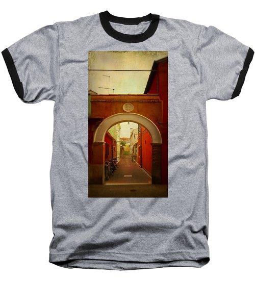Malamocco Arch No1 Baseball T-Shirt